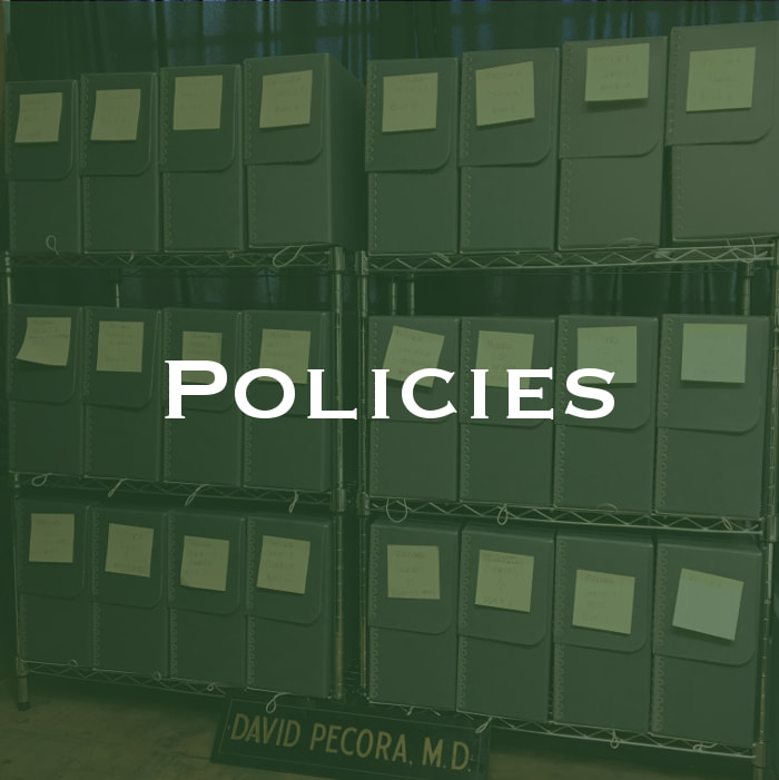 Read our collections policies